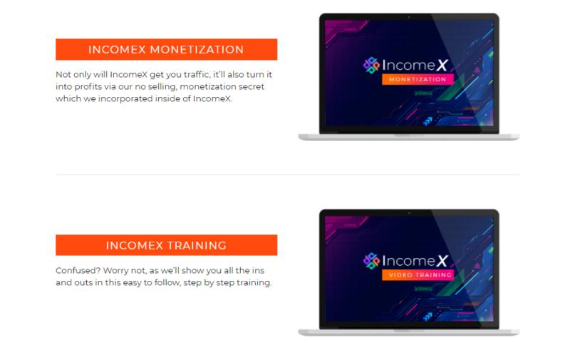 IncomeX Software Review + OTO