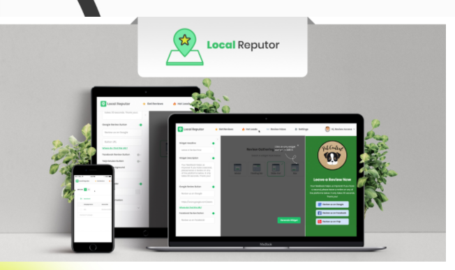 LocalReputor Software Review + OTO - Best Software to start Local Reputation Mangement Agency that Find, Manage, and Grow Businesses Local Profile Pages on Autopilot for Local Business Clients Reputation and Get Paid Month after Month