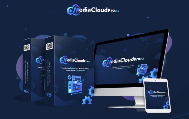 MediaCloudPro 2.0 Media Assets Review + MediaCloudPro 2.0 OTO UPSELL by Eric Holmlund