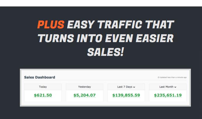 TrafficCrush Software Review + OTO