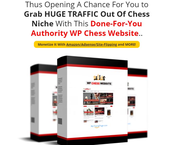 WP Chess Website Plugin