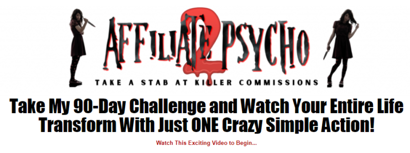 Affiliate Psycho 2 Program Review + OTO by Lee Murray