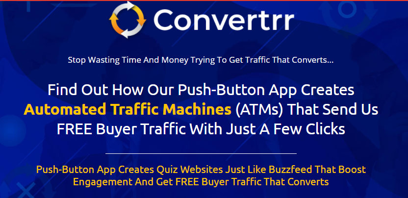 What is Convertrr Quiz Creator? Convertrr Software Review