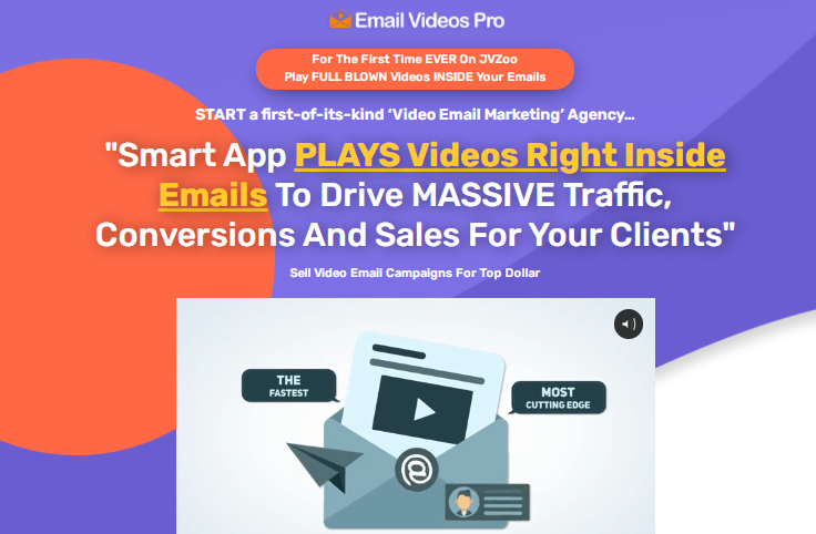Email Videos Pro Review + OTO by Mario Brown