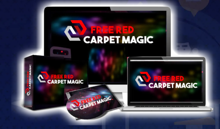 Free Red Carpet Magic Review OTO by Vickcarty