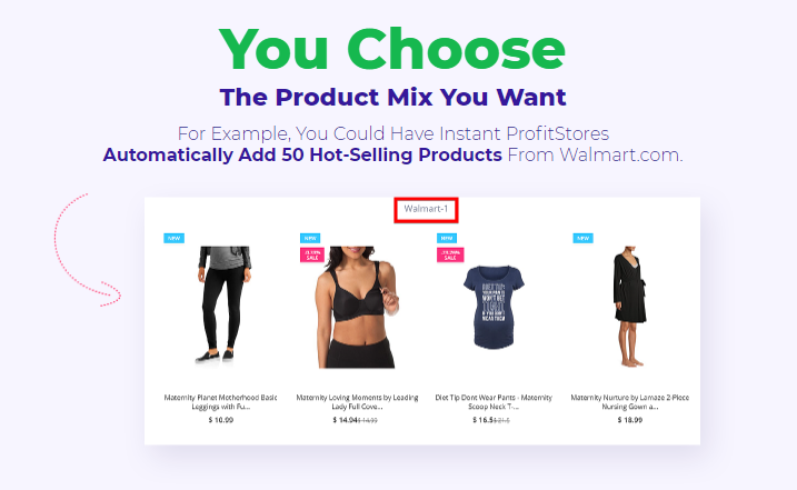 Instant ProfitStores Software Review by Victory Akpos + UPSELL OTO