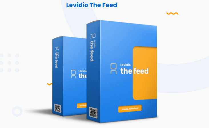 Levidio The Feed Review by Maulana Malik + UPSELL OTO