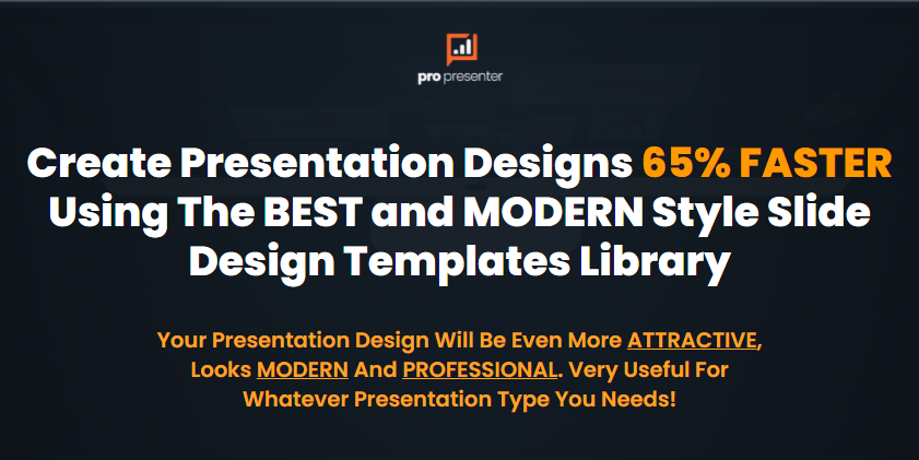ProPresenter Presentation Design Templates Review OTO by Maghfur Amin