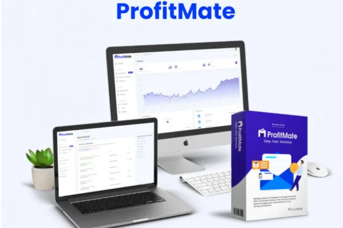 ProfitMate Software Review + OTO by Brendan Mace