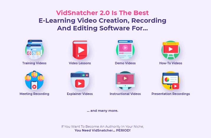 VidSnatcher 2.0 Software Review OTO by Todd Gross
