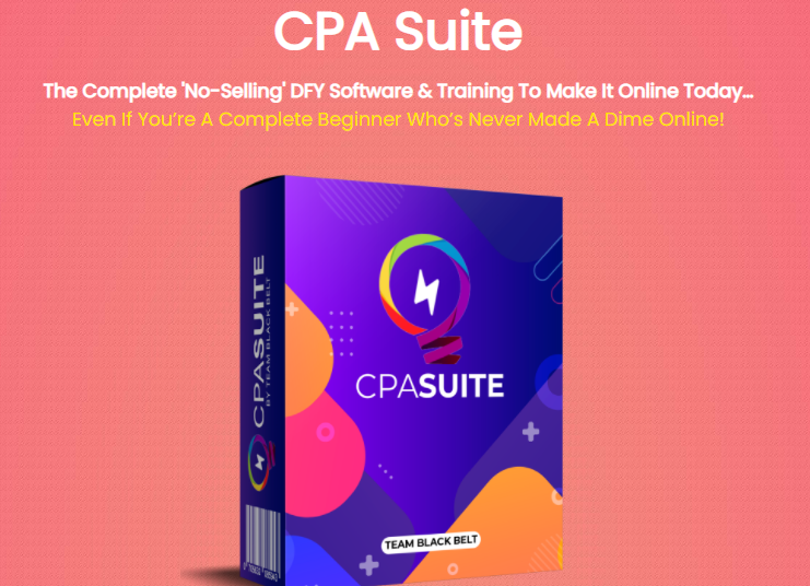 CPASuite Review + OTO by Art Flair