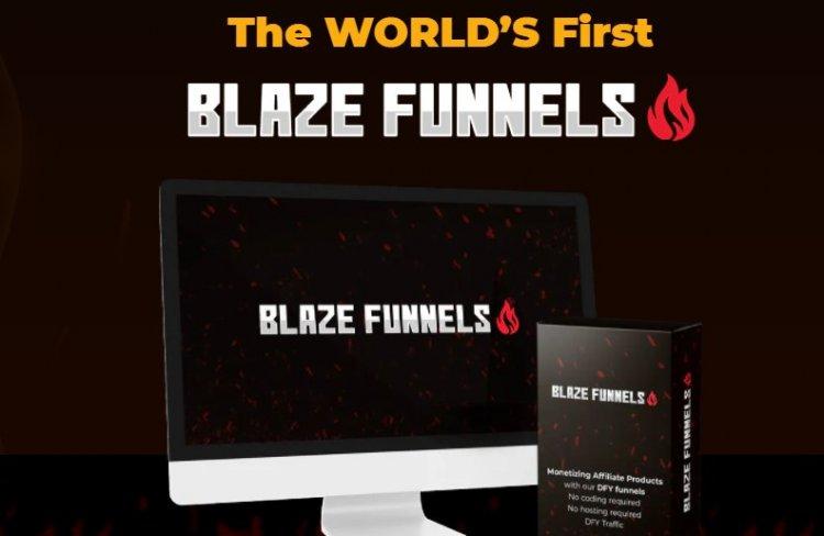 Blaze Funnels Software Review & OTO Upsell by Shawn Josiah