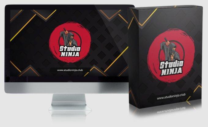 StudioNinja Review & OTO UPSELL by Nelson Long